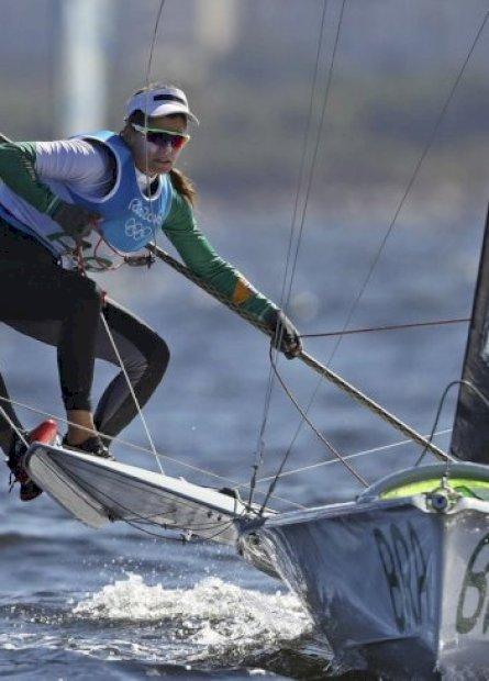 Martine e Kahena faturam bronze em Campeonato de Vela em Cascais